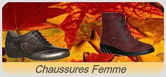 Page acceuil chaussures femme automne 1