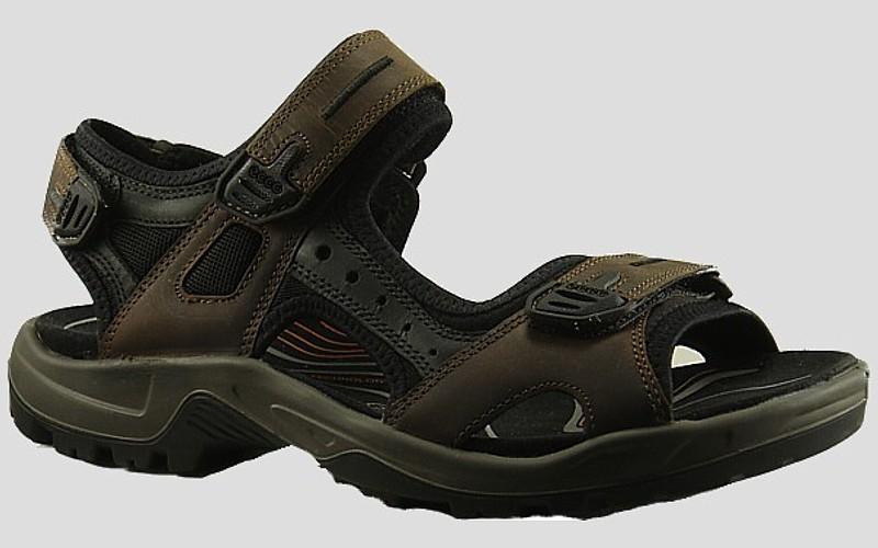 Ecco sandal men semelle epaisse 2