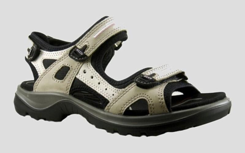 Ecco sandale lady semelle epaisse 2