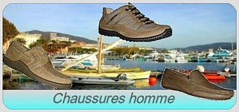 Page acceuil chaussures homme 1